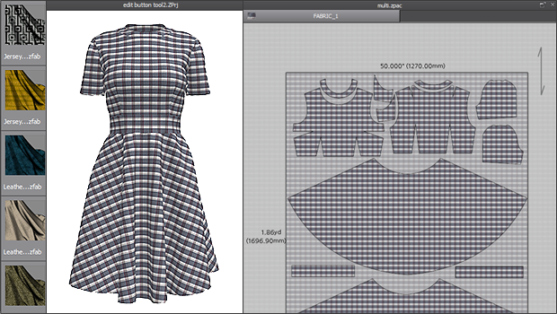 print layout image