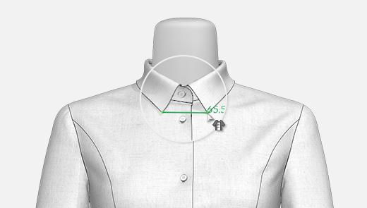 Linear Garment Measure