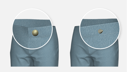 Two new Button styles have been added.